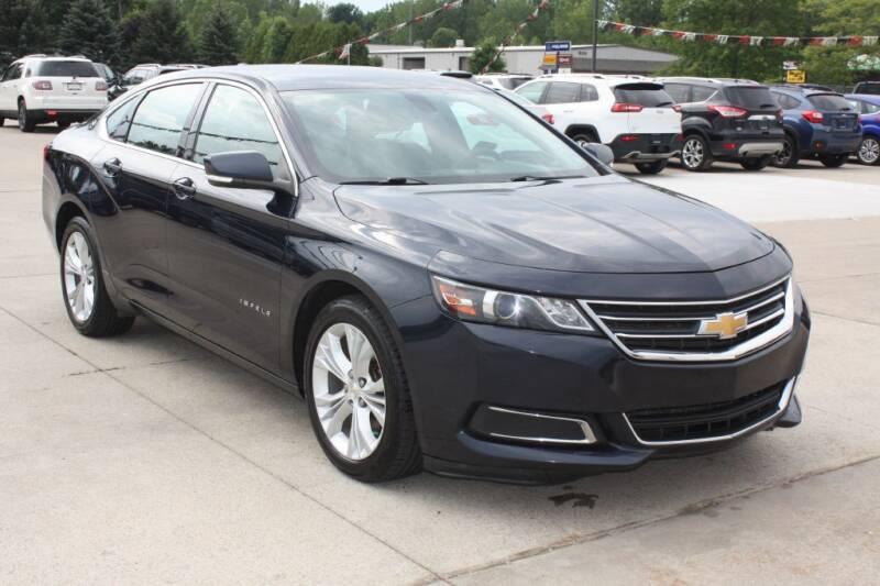 2015 Chevrolet Impala for sale at Sandusky Auto Sales in Sandusky MI