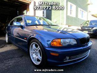 2001 BMW 3 Series for sale at M J Traders Ltd. in Garfield NJ