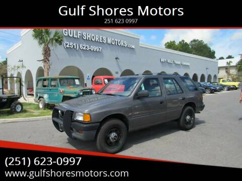 1997 Isuzu Rodeo for sale at Gulf Shores Motors in Gulf Shores AL