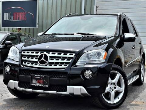 2009 Mercedes-Benz M-Class for sale at Haus of Imports in Lemont IL