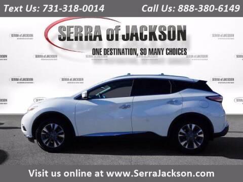 2017 Nissan Murano for sale at Serra Of Jackson in Jackson TN