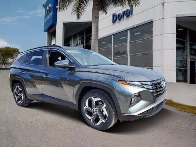 2022 Hyundai Tucson for sale at DORAL HYUNDAI in Doral FL