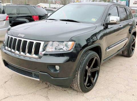 2011 Jeep Grand Cherokee for sale at Autoxport in Newport News VA