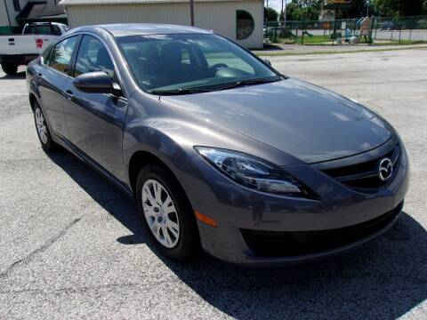 2011 Mazda MAZDA6 for sale at Car Credit Auto Sales in Terre Haute IN