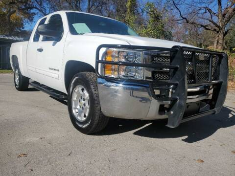2012 Chevrolet Silverado 1500 for sale at Thornhill Motor Company in Lake Worth TX