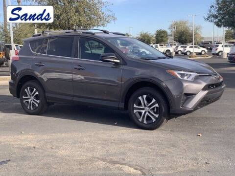 2017 Toyota RAV4 for sale at Sands Chevrolet in Surprise AZ