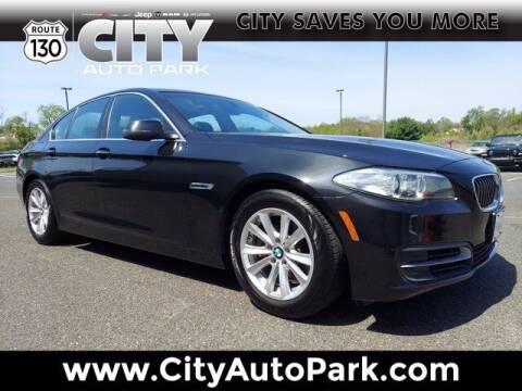 2014 BMW 5 Series for sale at City Auto Park in Burlington NJ