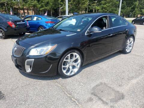 2013 Buick Regal for sale at Auto 757 in Norfolk VA