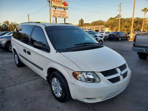 2005 Dodge Grand Caravan for sale at Mars auto trade llc in Kissimmee FL