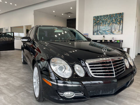2008 Mercedes-Benz E-Class for sale at Evolution Autos in Whiteland IN