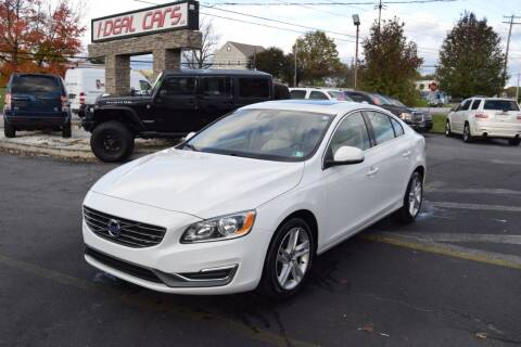 2014 Volvo S60 for sale at I-DEAL CARS in Camp Hill PA
