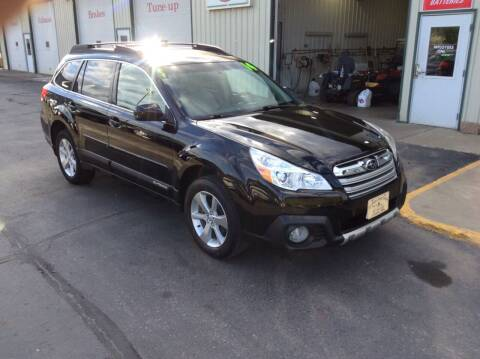 2014 Subaru Outback for sale at TRI-STATE AUTO OUTLET CORP in Hokah MN
