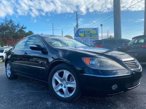 2007 Acura RL for sale at Coastal Auto Ranch, Inc. in Port Saint Lucie FL