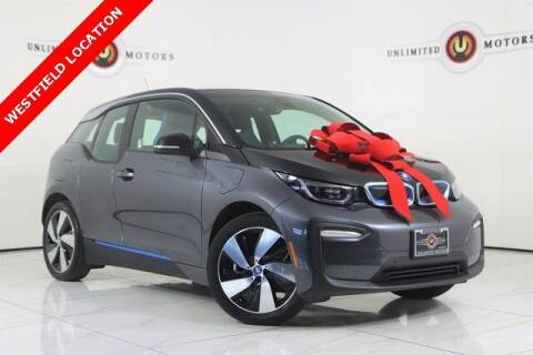 2018 BMW i3 for sale at INDY'S UNLIMITED MOTORS - UNLIMITED MOTORS in Westfield IN