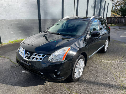 2011 Nissan Rogue for sale at APX Auto Brokers in Lynnwood WA