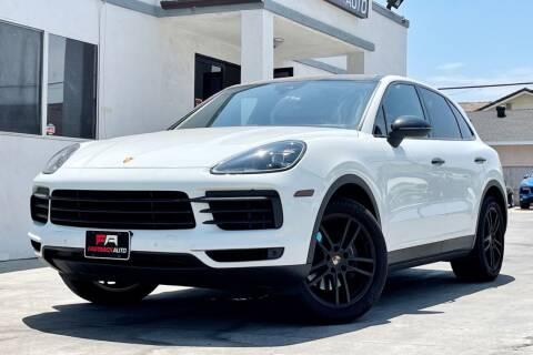 2020 Porsche Cayenne for sale at Fastrack Auto Inc in Rosemead CA