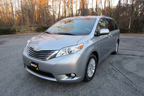 2014 Toyota Sienna for sale at AUTO FOCUS in Greensboro NC