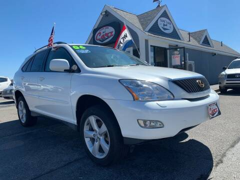 2006 Lexus RX 330 for sale at Cape Cod Carz in Hyannis MA