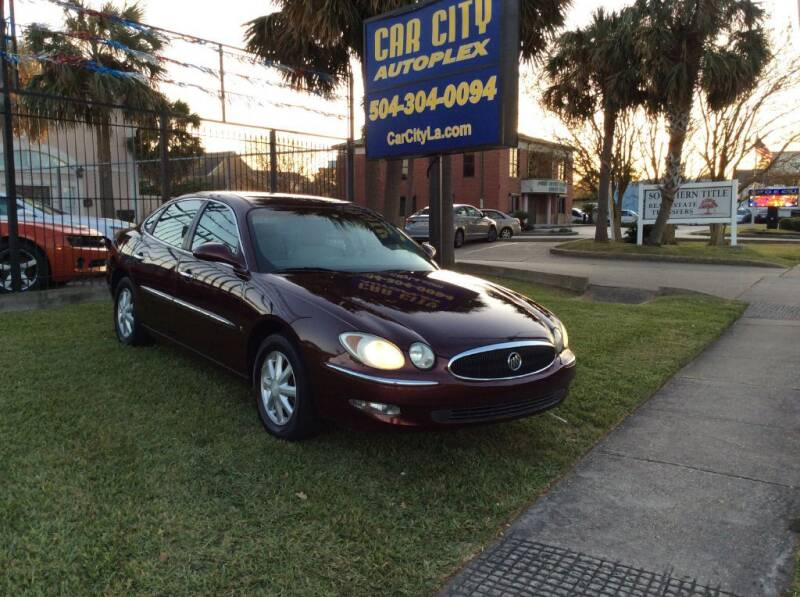 2006 Buick LaCrosse for sale at Car City Autoplex in Metairie LA