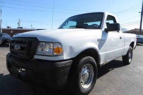 2006 Ford Ranger for sale at Eddie Auto Brokers in Willowick OH