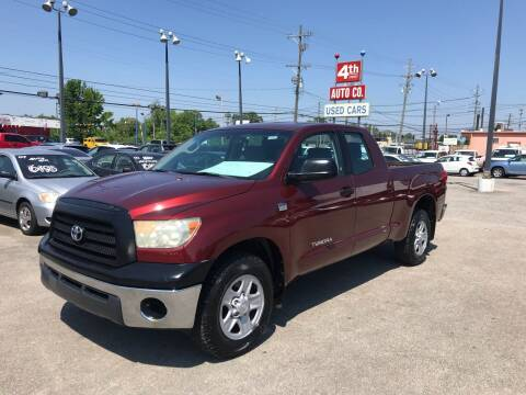 2008 Toyota Tundra for sale at 4th Street Auto in Louisville KY
