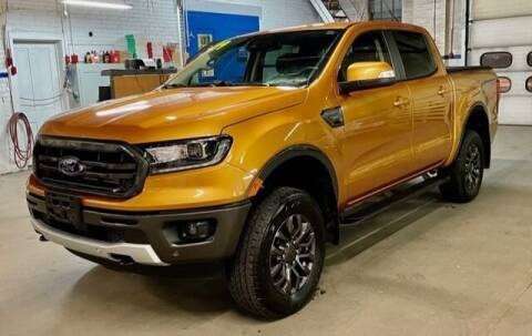 2019 Ford Ranger for sale at Reinecke Motor Co in Schuyler NE