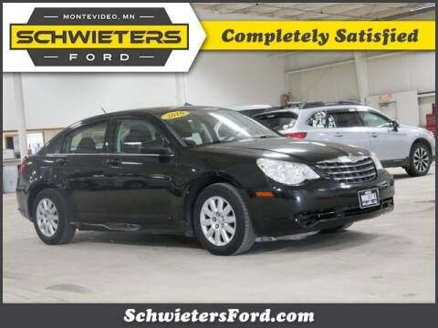 2010 Chrysler Sebring for sale at Schwieters Ford of Montevideo in Montevideo MN