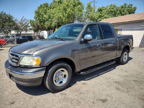 2002 Ford F-150 for sale at Larry's Auto Sales Inc. in Fresno CA