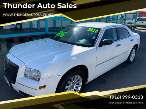 2010 Chrysler 300 for sale at Thunder Auto Sales in Sacramento CA