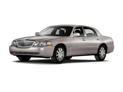 2007 Lincoln Town Car for sale at Hi-Lo Auto Sales in Frederick MD