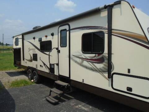 2012 Surveyor Select  SV 305 for sale at Lee RV Center in Monticello KY