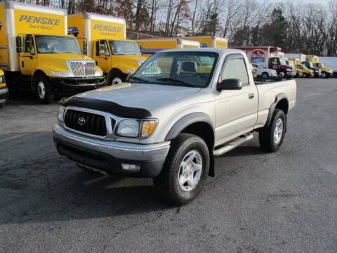 2004 Toyota Tacoma for sale at United Motors Group in Lawrence MA