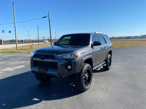 2018 Toyota 4Runner for sale at Select Auto Sales in Havelock NC