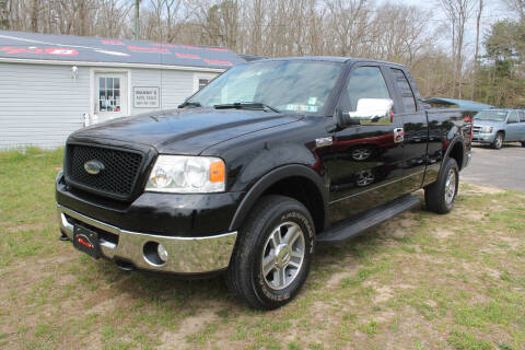 2006 Ford F-150 for sale at Manny's Auto Sales in Winslow NJ