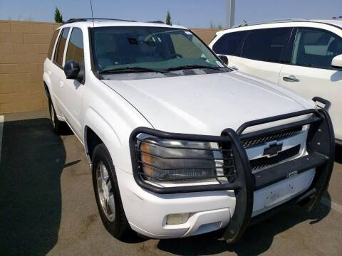 2007 Chevrolet TrailBlazer for sale at McHenry Auto Sales in Modesto CA