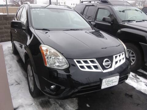 2013 Nissan Rogue for sale at Village Auto Outlet in Milan IL