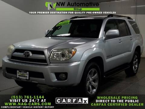 2008 Toyota 4Runner for sale at NW Automotive Group in Cincinnati OH