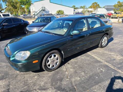 2001 Hyundai Sonata for sale at CAR-RIGHT AUTO SALES INC in Naples FL