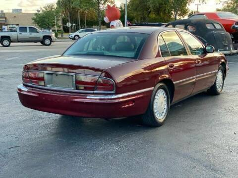 1999 Buick Park Avenue for sale at Classic Car Deals in Cadillac MI