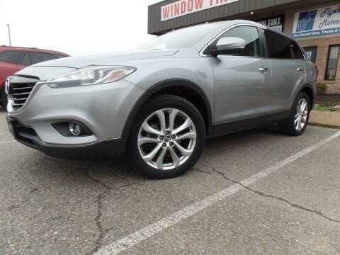 2013 Mazda CX-9 for sale at Flywheel Motors, llc. in Olive Branch MS