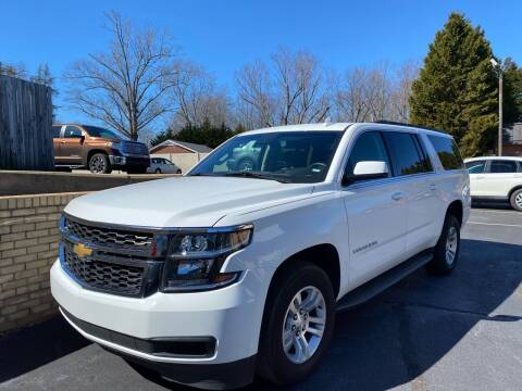 2019 Chevrolet Suburban for sale at Viewmont Auto Sales in Hickory NC