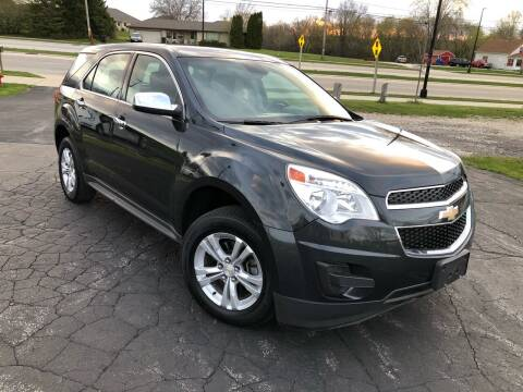 2013 Chevrolet Equinox for sale at Wyss Auto in Oak Creek WI