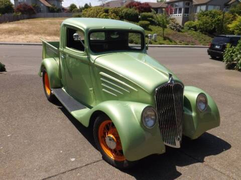 1934 Willys Pickup for sale at Classic Car Deals in Cadillac MI