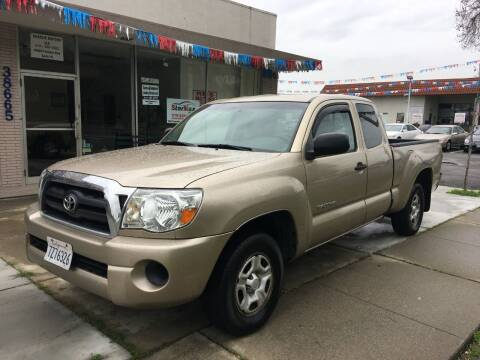 2006 Toyota Tacoma for sale at StarMax Auto in Fremont CA
