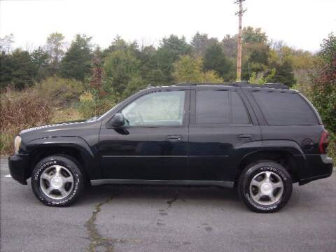 2007 Chevrolet TrailBlazer for sale at Broadway Motors LLC in Broadway VA