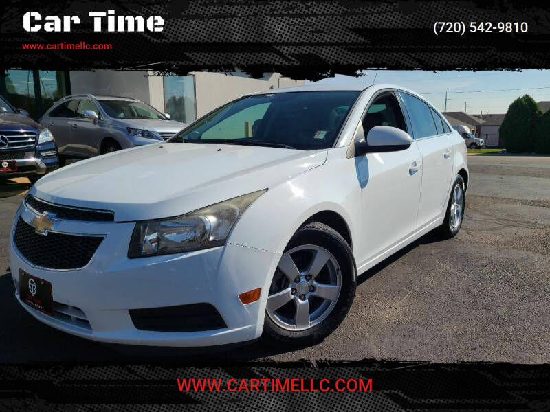 2014 Chevrolet Cruze for sale at Car Time in Denver CO