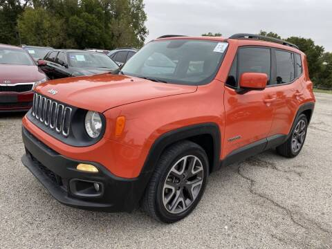 2015 Jeep Renegade for sale at Pary's Auto Sales in Garland TX