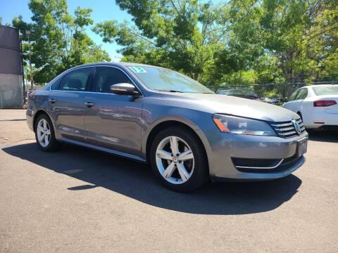 2013 Volkswagen Passat for sale at Universal Auto Sales in Salem OR