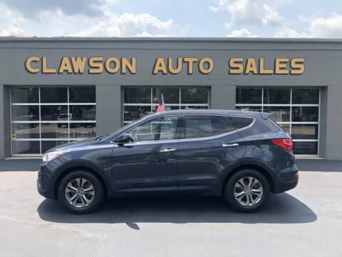 2013 Hyundai Santa Fe Sport for sale at Clawson Auto Sales in Clawson MI