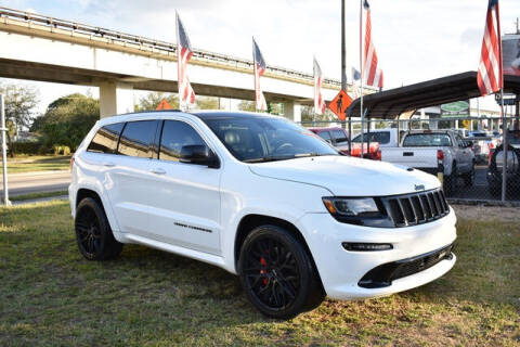 2015 Jeep Grand Cherokee for sale at ELITE MOTOR CARS OF MIAMI in Miami FL